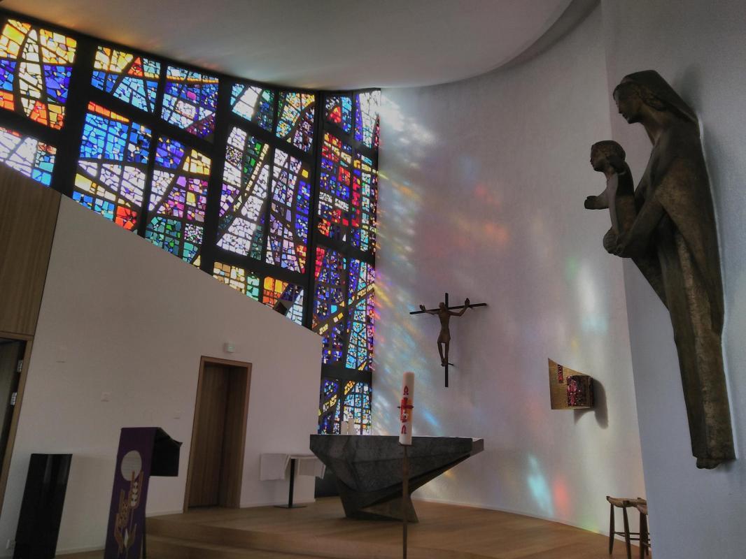 Chapelle st francois